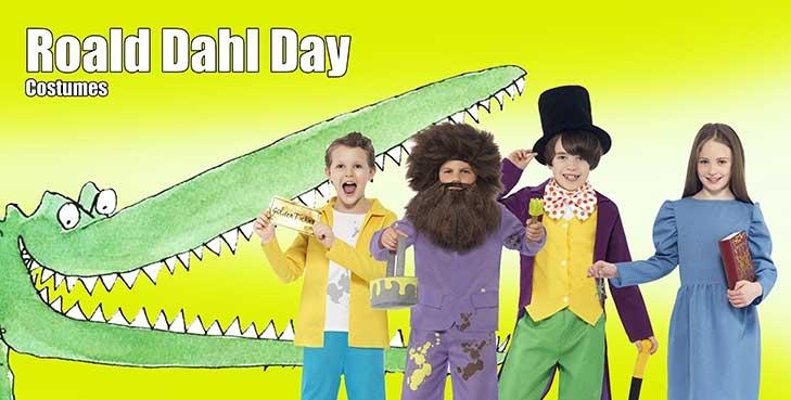 Roald Dahl Day Costumes 10% OFF