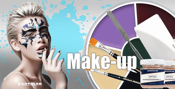 Professional Make-Up - Kryolan - Snazaroo
