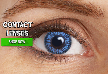 Choose a New Eye Colour this Xmas - Bright Blue, Go Brown, Green or even Lavender with our Great Value Contact Lenses!